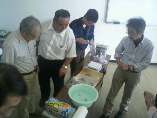 水引の機能性付与研究